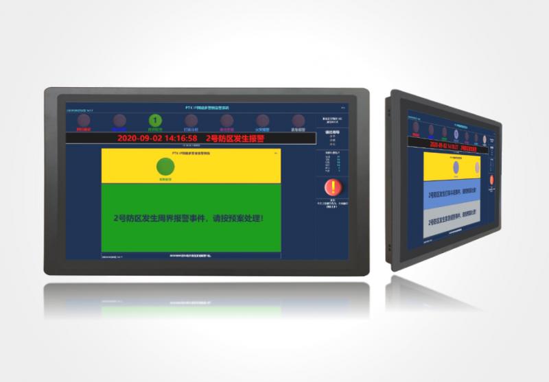 PTK-6850 IP网络报警LCD显示屏
