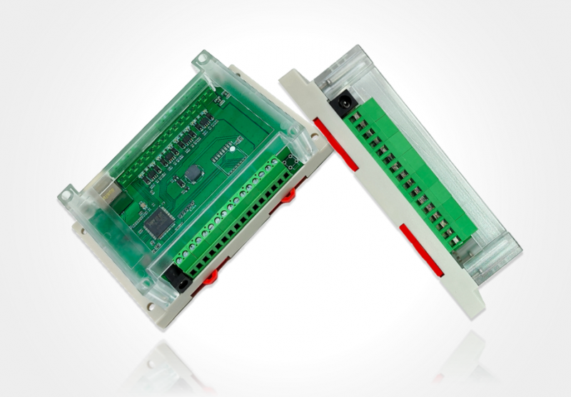 PTK-16CE 16路IP网络继电器联动输出模块