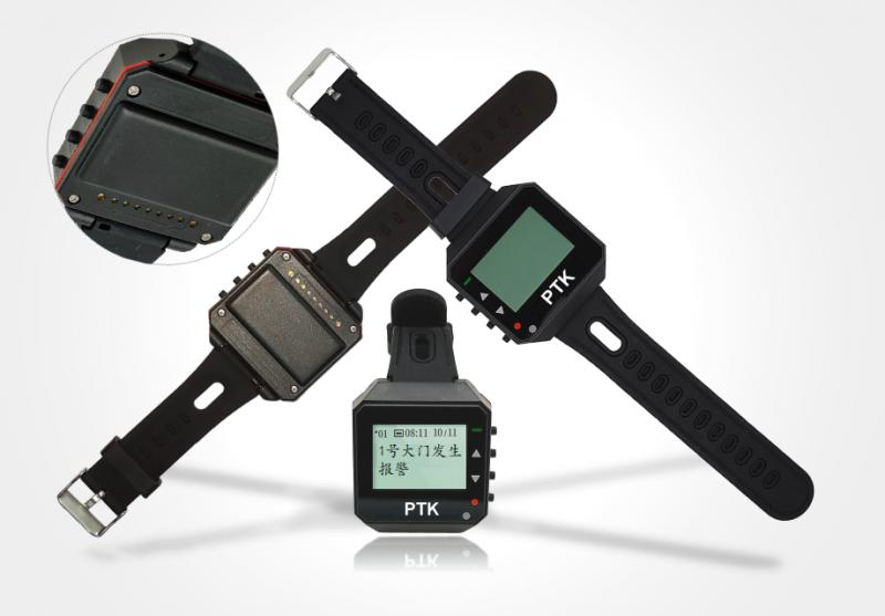 PTK-6313穿戴式手表无线接警终端